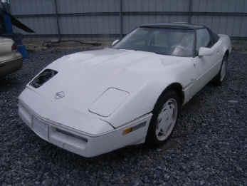 35th Anniversary Corvette