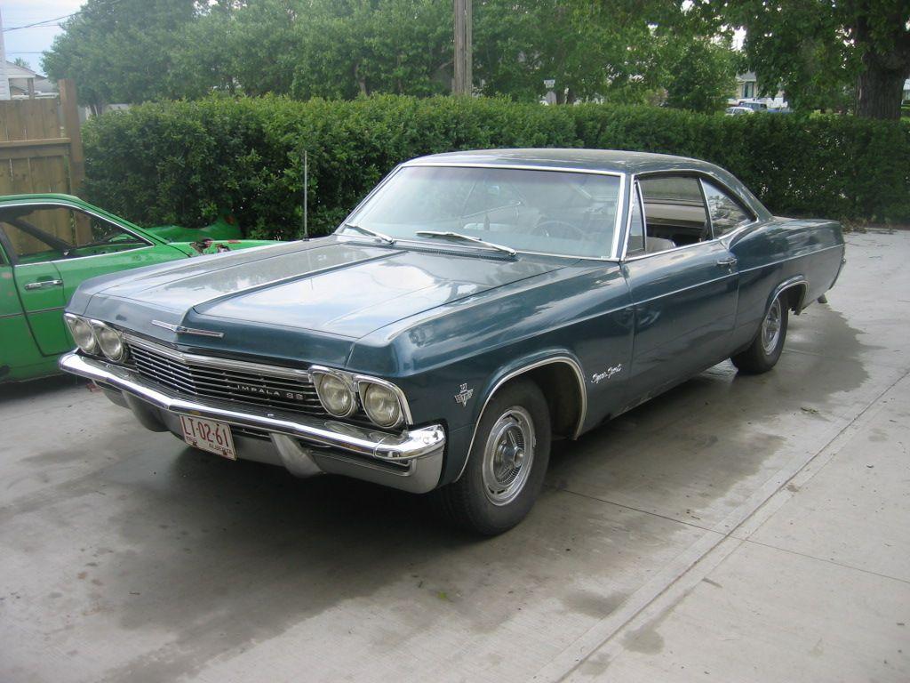 1965 Impala: