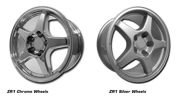 1984-2004 ZR1 Reproduction Wheels